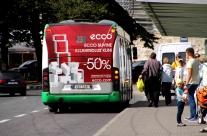 Ecco – bussi tagumine külg