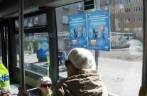 Elisa – A3 kleebised bussis