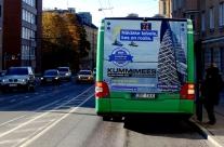 Goodyear – bussi tagumine külg