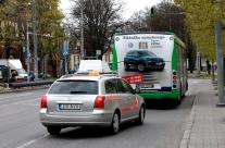 VW – bussi tagumine külg