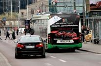 Mazda – bussi tagumine külg