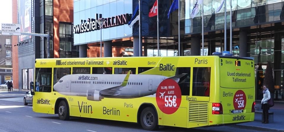 AirBaltic lennuliinid!