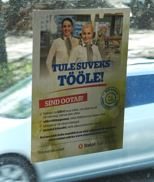 Statoil – kleebised bussides