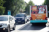 Bingo Loto Extra – kleebis bussi tagaküljel