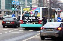 Maanteeamet – reklaam bussi tagaküljel