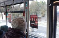 Nickelback – bussireklaam