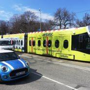 AirBaltic – kõige uuem ja ägedam tramm