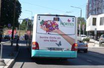 ERGO – reklaam bussil