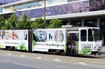 Solaris – reklaam trammidel