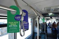 Tallink – rippuvad reklaamid ümber torude