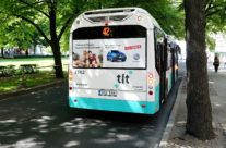 VW – reklaam bussil