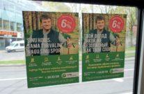 Tallinna Hoiu-Laenuühistu – kleebised bussis akendel