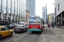 Viking Line – bussireklaam, reklaam bussi tagaküljel