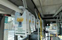 McDonalds – bussireklaam