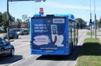 Maxima reklaam Pärnu bussidel!